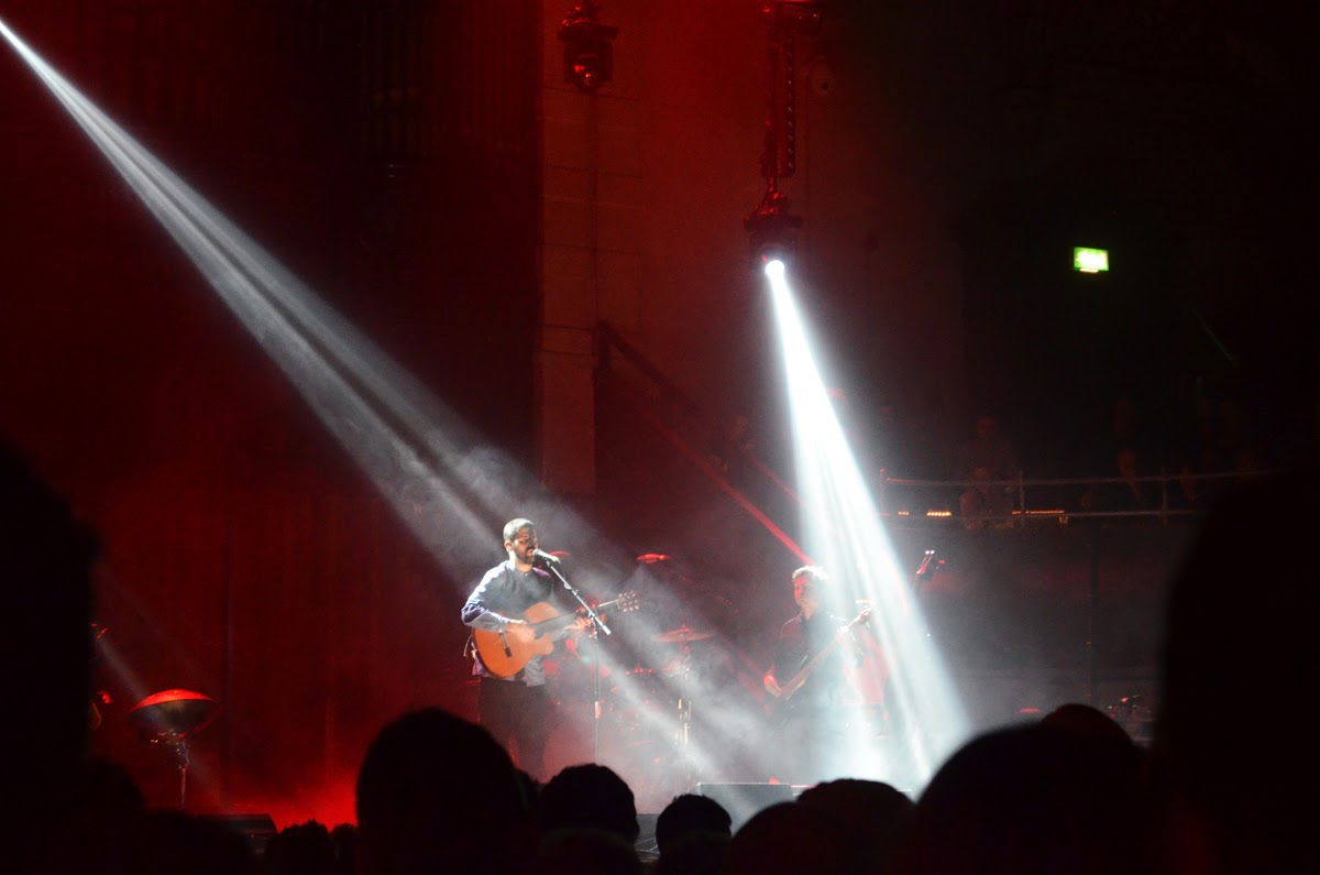 Nick Mulvey Albert Hall Manchester