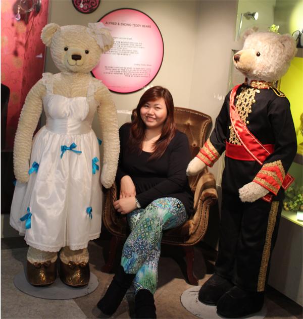 Seoul Teddy Bear Museum