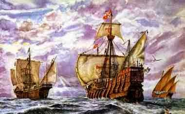 columbus by joaquin miller Intermediate language lessons, part 3, lesson 87 i included this short  biography for those interested in learning a bit about the author of the poem,  columbus.