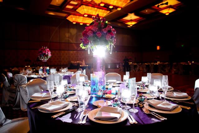 California ballroom modesto wedding