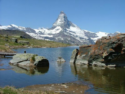 Matterhorn, Italy Switzerland