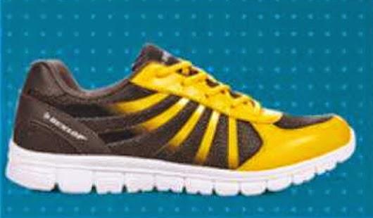 Buty sportowe damskie lub męskie Dunlop z Biedronki
