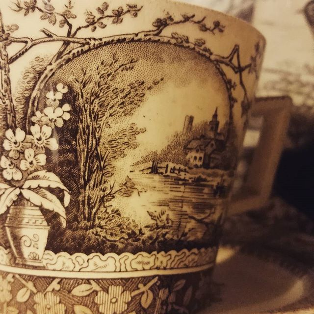 We Love Transferware!