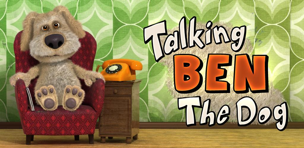 Talking Ben the Dog Game for Android
