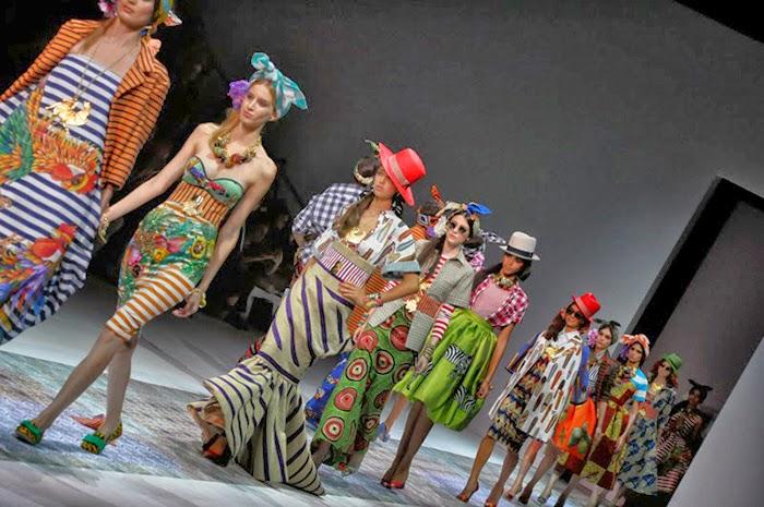 stella jean, primavera estate 2014, stile etnico, trend moda
