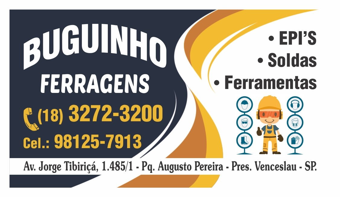 Buguinho Ferragens