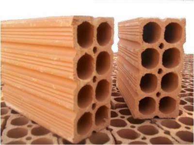 Qual o tijolo mais leve para construçao