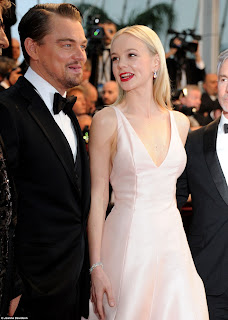 Carey Mulligan and &lsquo;The Great Gatsby&rsquo; cast dazzle Cannes red carpet