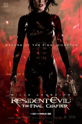 "Download ""Resident Evil: The Final Chapter (2016)"" Movie"
