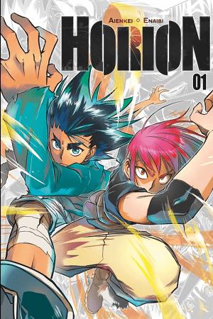 HORION Manga