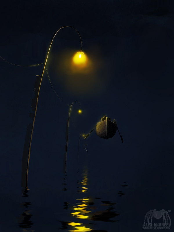 nuncalosabre.Art of Dreaming - ©Alex Andreev