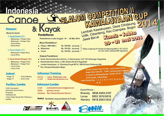 Slalom Competition 2
