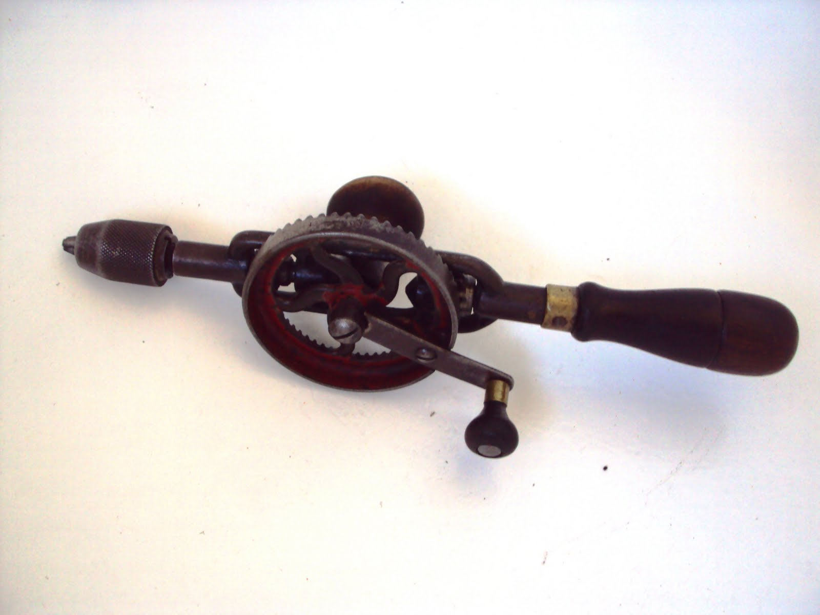 Price Drop Club: Auction 7: Antique Hand Drill - THIS AUCTION SITE ...