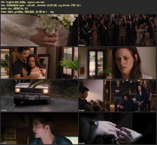 The Twilight Saga: Breaking Dawn - Part 1 (2011) Online