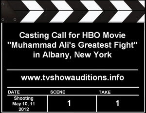 HBO Open Casting Call Albany Schenectady