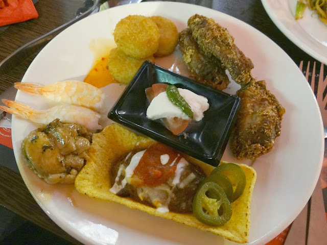 Red Hot World Buffet, #RedHotTasteMaker, International Buffet in the UK