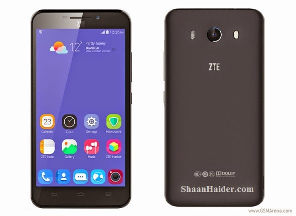 ZTE Grand S3 - Full Hardware, Specs, Price, Review and Features