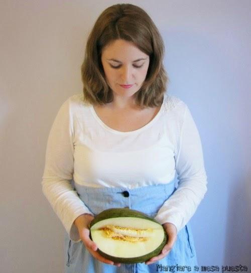 Foto parodia embarazo
