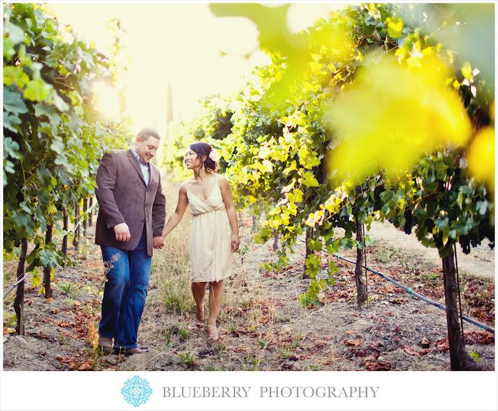 Callistoga beautiful castello di amorosa vineyards engagement session photography