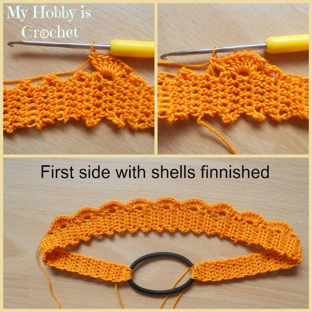 My Hobby Is Crochet Thread Headband Free Crochet Pattern With