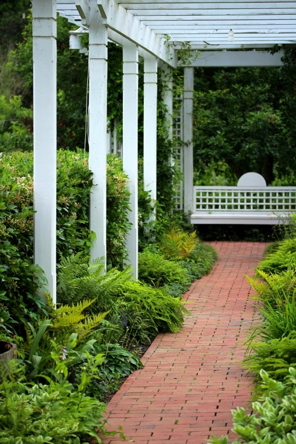 Beautiful Garden Pathway #garden