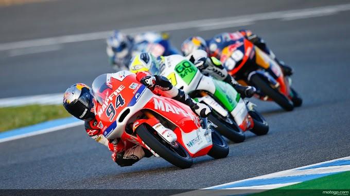 "Moto2 Jerez, Duo Pembalap Tanah Air Masih Belum ""Panas"""