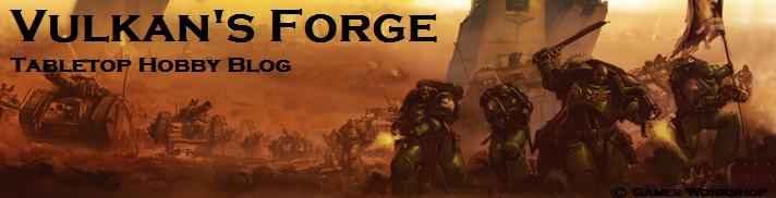 Vulkan's Forge