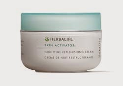 Night-time Replenishing Cream - Night