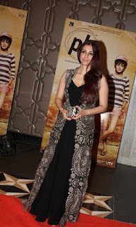 Actress Tabu new photos at pk movie grand success party