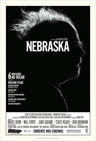 """Poster do filme """"Nebraska"""""""