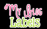 My blog labels