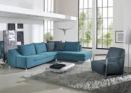 Salas color turquesa y gris salas con estilo for Muebles de sala color gris