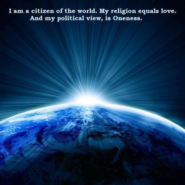 Oneness...
