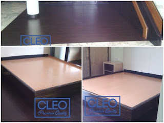 Laminate dan Vinyl Flooring
