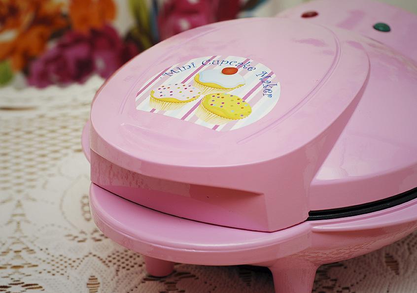 Mini Cupcake Maker Instructions