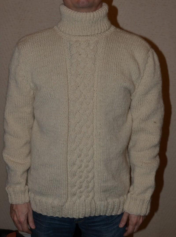 je tricote un pull pour mon homme des tricots tres mimie. Black Bedroom Furniture Sets. Home Design Ideas