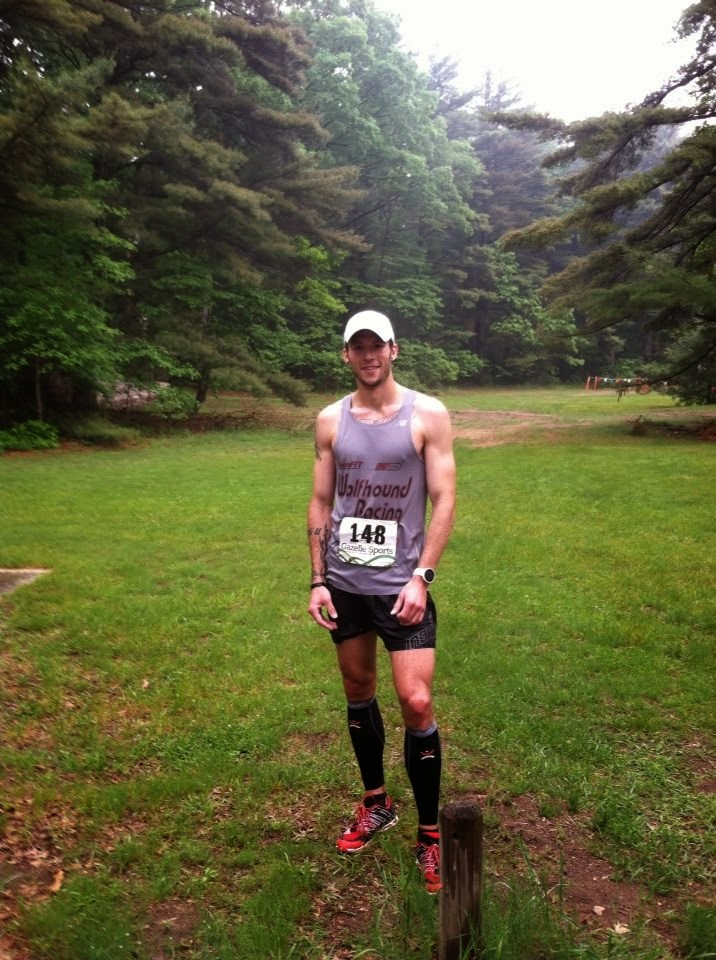 Yankee Springs Trail Run '14