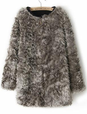 http://www.sheinside.com/Grey-Long-Sleeve-Zipper-Faux-Fur-Coat-p-151477-cat-1735.html