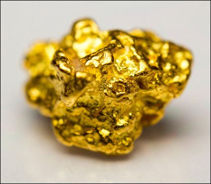 sonhar com ouro