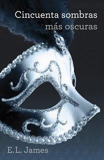 novela romantica Cincuenta sombras más oscuras
