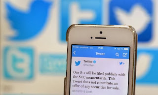 Twitter espère lever 1,6 milliard de dollars en Bourse