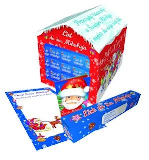 Komu Mikołaj daje prezenty?