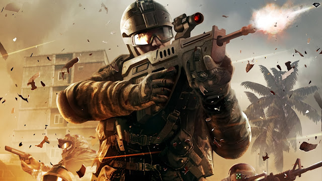 warface game wallpapers HD