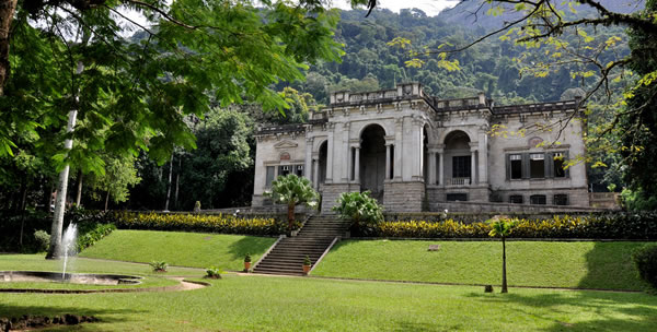 Piquenique no Rio de Janeiro Parque Lage