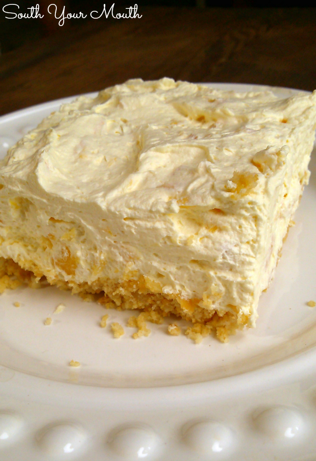 Pineapple Vanilla Pudding Cool Whip Cake