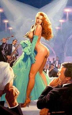 Pinturas Eroticas y Realistas Contemporaneas Greg Hildebrandt