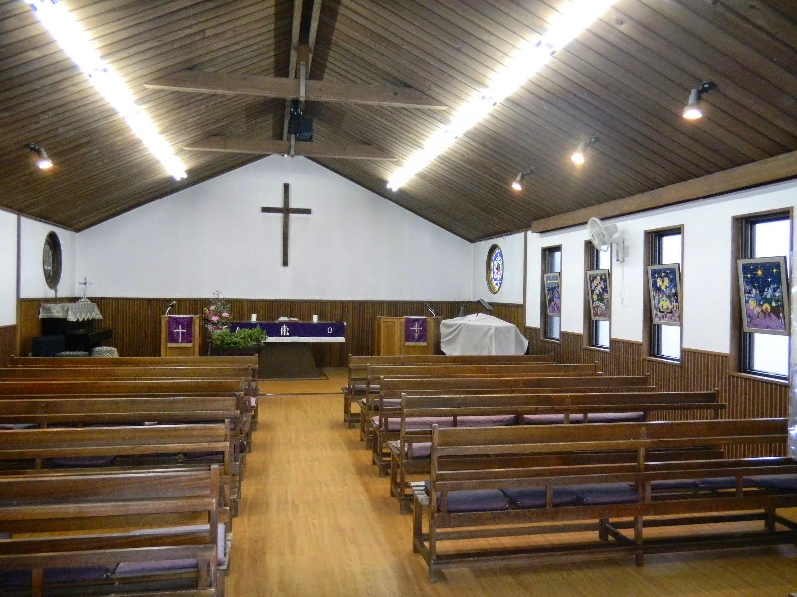松本教会礼拝堂