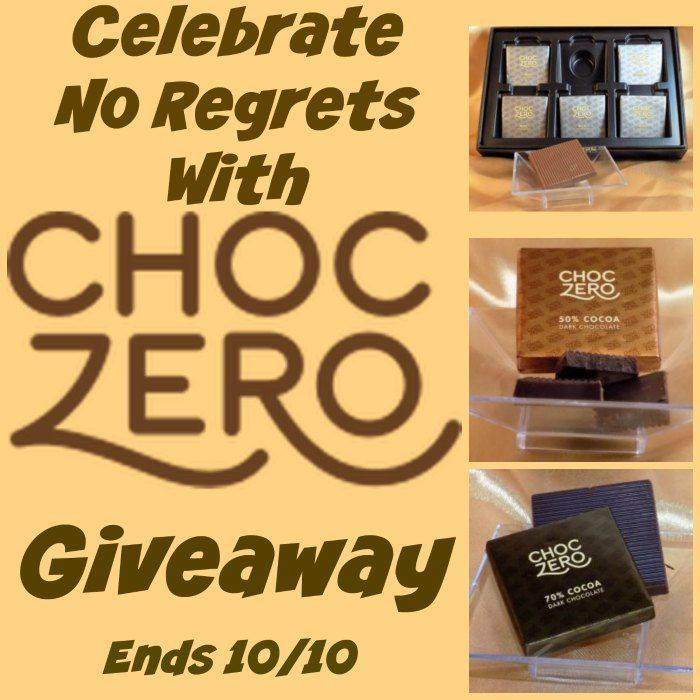 Choc Zero Giveaway