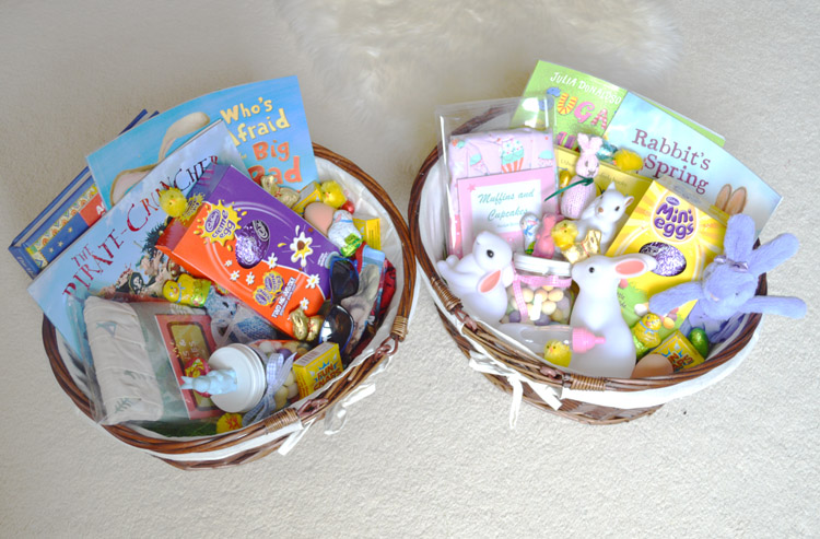 Easter Baskets Inspiration