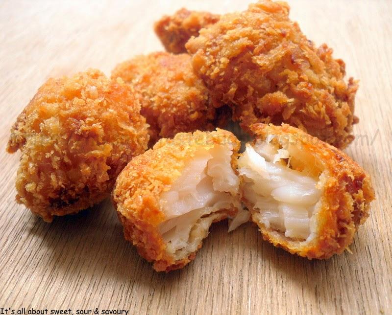Popcorn Fish